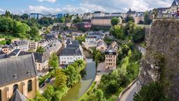 Luxembourg hotels near Nationalmusée fir Naturgeschicht