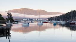 Find cheap flights from Düsseldorf to Hobart