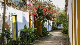 Paraty hotels near Bandeira Square