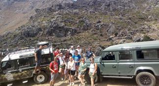 Georgioupolis Safari Land Rover Day Safari Tour