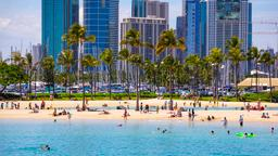 Find cheap flights from Queensland to Honolulu