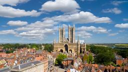 Lincoln hotels near Lincoln Cathedral