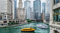 Find cheap flights from Perth to Chicago