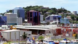 Find Business Class Flights to Port Moresby