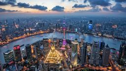 Find cheap flights from Perth to Shanghai