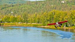 Find cheap flights from Queensland to Fairbanks