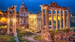 Find cheap flights to Rome Fiumicino Airport