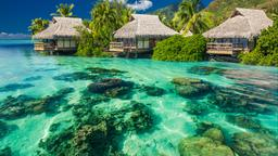 Find cheap flights from Maroochydore to Tahiti
