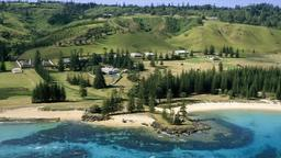 Find cheap flights from Melbourne to Norfolk Island
