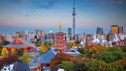 Find cheap flights from Cairns to Tokyo Narita