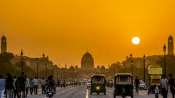 Find cheap flights to New Delhi