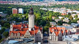 Find cheap flights from Queensland to Leipzig