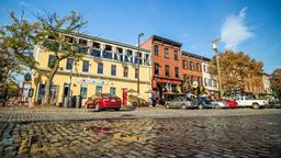 Baltimore hotels in Fells Point