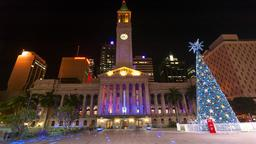 Brisbane hotels near Brisbane City Hall