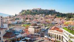 Find cheap flights from Southeast Asia to Athens