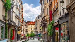 Brussels hotels near Place Stainte-Catherine