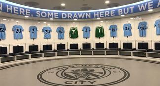 Manchester City FC Behind-the-Scenes Tour of Etihad Stadium