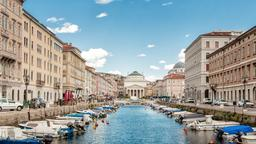 Find cheap flights from Queensland to Trieste