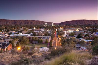 Alice Springs Hotels