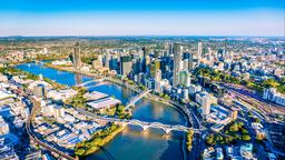 Find cheap flights from Jeddah to Brisbane