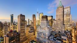 New York hotels in Financial District