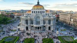 Find cheap flights from Perth to Mexico City Federal District