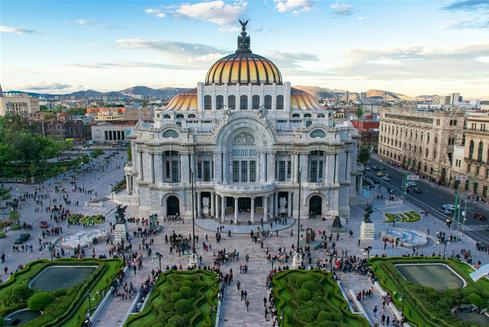 Deals for Hotels in Mexico City