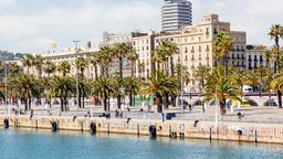 Find cheap flights to Barcelona