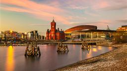 Find cheap flights to Cardiff