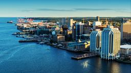 Find cheap flights to Halifax