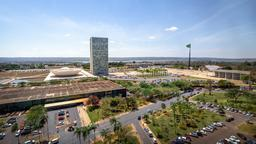 Brasilia hotels near Conjunto National Mall