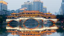 Chengdu hotels near Temple of Marquis