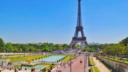 Find cheap flights from Darwin to Paris