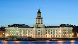 Saint Petersburg hotels near Museum of Anthropology and Ethnography