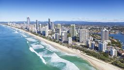 Surfers Paradise hotels near Mantra Towers of Chevron