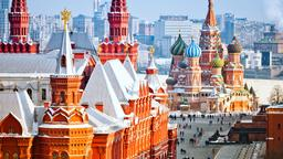 Moscow hotels near Old English Court