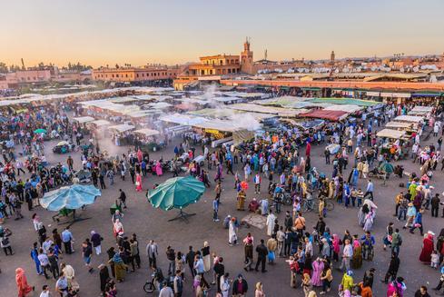 Deals for Hotels in Marrakesh
