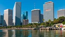 Miami hotels near Bayfront Park
