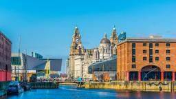 Find cheap flights to Liverpool
