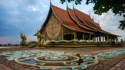 Find cheap flights to Ubon Ratchathani