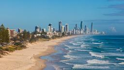 Surfers Paradise hotels near Surfers Paradise Beach