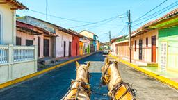 Find cheap flights to Nicaragua