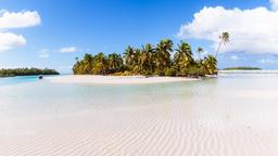 Find cheap flights from Brisbane to the Cook Islands