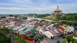 Find cheap flights from Brisbane to Kuching