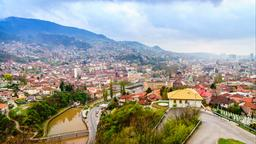 Sarajevo hotels near Cathedral of Jesus' Heart