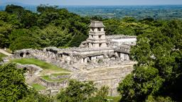 Hotels near Palenque airport
