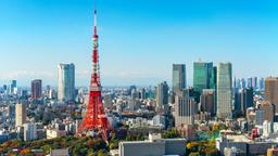 Find cheap flights from Perth to Tokyo Haneda