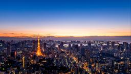 Find cheap flights from Melbourne to Tokyo Haneda