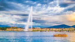 Find cheap flights from Adelaide to Geneva