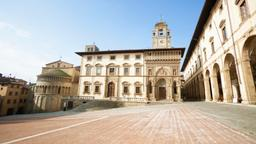 Arezzo hotels near Church of San Domenico